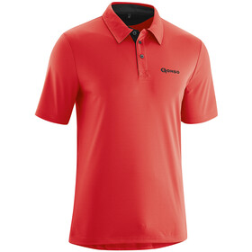 Gonso Willy Shirt Herren barbados cherry